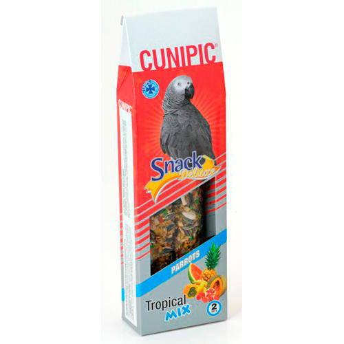 Cunipic Snack deluxe Barrita de semillas para loros
