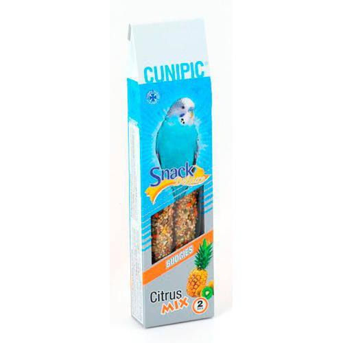 Cunipic Snack deluxe Barrita de semillas para periquitos