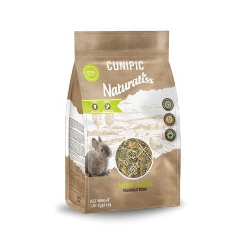 Cunipic Naturaliss para conejos baby