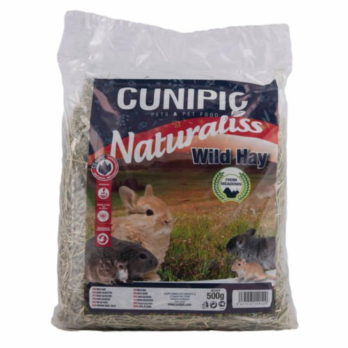 Cunipic Naturaliss Wild wild hay for rodents