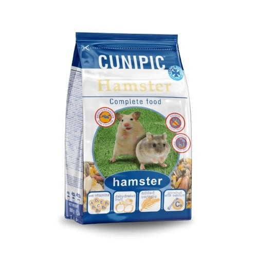 Cunipic Pienso completo para hamster