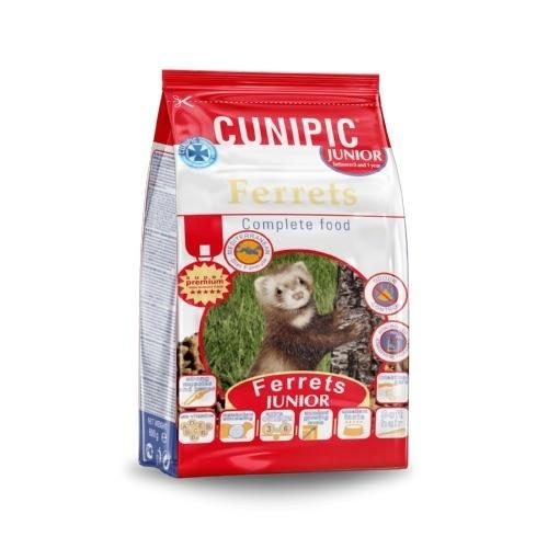 Cunipic Superpremium Pienso completo para hurones Baby