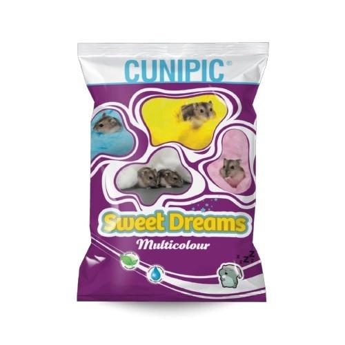 Cunipic Sweet dreams Multicolor Material para nido de roedores