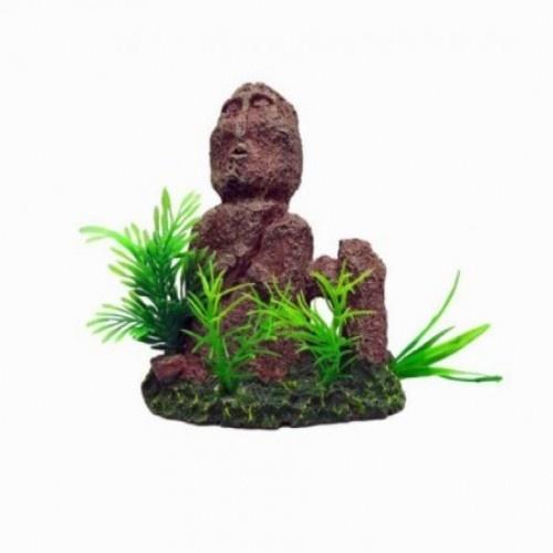 Muñeco de decoración para acuarios