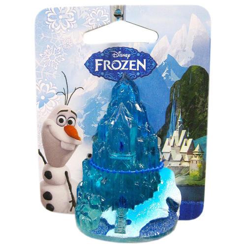 Decoraci n para acuarios mini castillo de frozen tiendanimal - Decoracion para acuarios ...