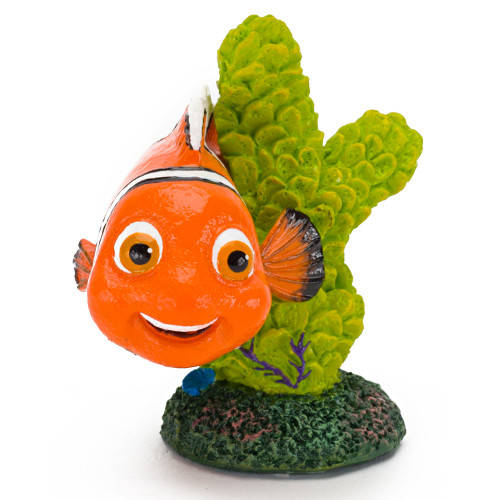 Decoración para acuarios Mini Nemo