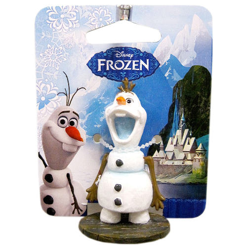 Decoración para acuarios mini Olaf de Frozen