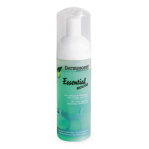 Dermoscent Espuma limpiadora natural para gatos