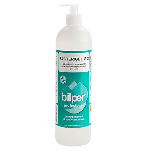 Gel desinfectante para el lavado de manos Bacterigel G2