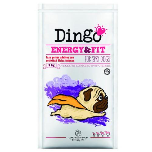 Dingo Energy & fit pienso para Perros Activos