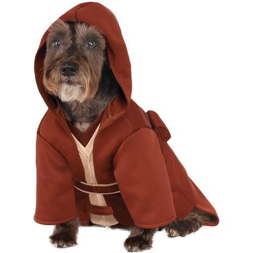 Disfraz para perros Star Wars Jedi