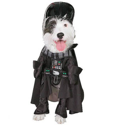 Star Wars Disfraz de Darth Vader para perros