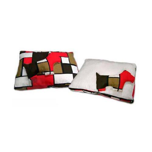 Cama rectangular dogdrian tiendanimal for Estanque prefabricado rectangular