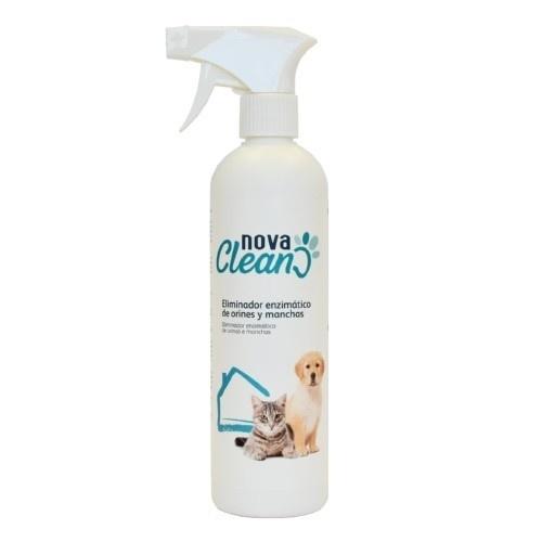 Eliminador de manchas y orines Nova Clean 500 ml