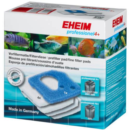 Set esponja filtrante y almohadillas para filtros externos EHEIM