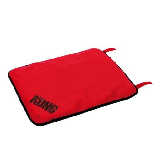 Esterilla de viaje KONG impermeable roja