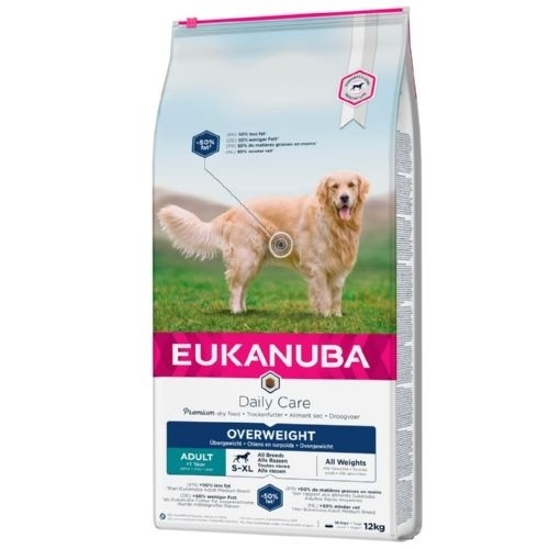 Eukanuba Daily Care Overweight-Sterilized