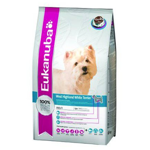 Eukanuba Especial West Highland White Terrier