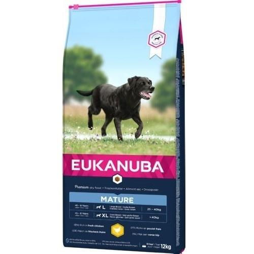 Eukanuba Mature & Senior Razas Grandes