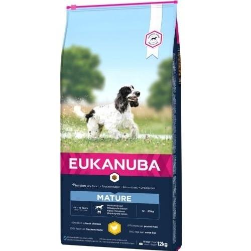Eukanuba Mature & Senior Razas medianas