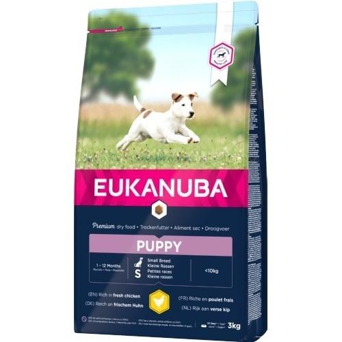 Eukanuba Puppy&Junior Razas Pequeñas