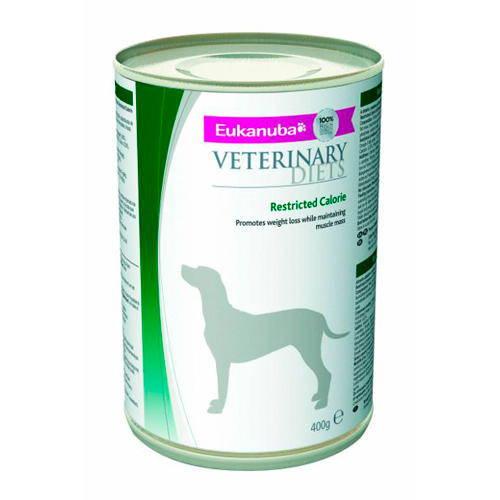 Eukanuba Restricted Calorie Formula Canine húmedo