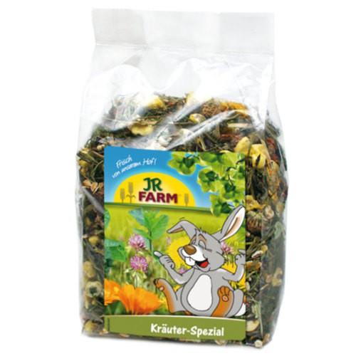 JR Farm hierbas para roedores y conejos