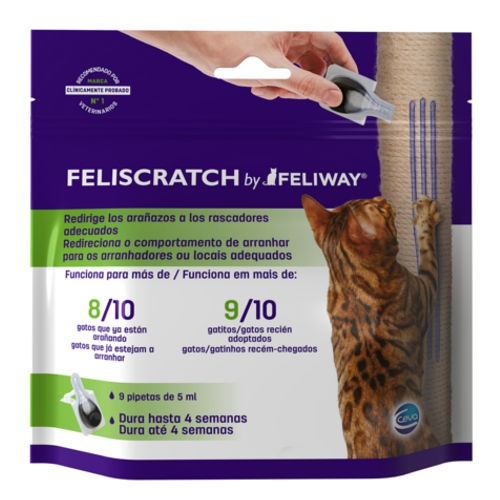 Feliscratch Feliway corrector de conducta y arañazos para gatos