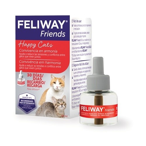 Feliway Friends para gatos recambio
