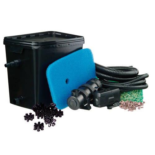 Filtro FiltraPure 4000 plus Set 35x40x29,5 cm Ubbink