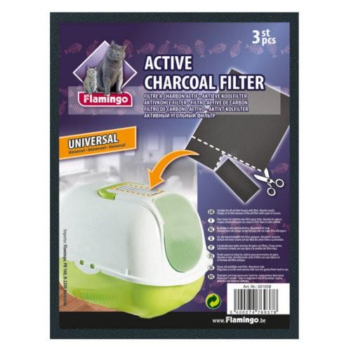 Filtro universal para bandeja de arenero