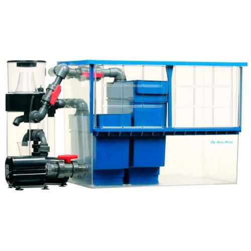 Filtro completo para acuarios marinos blue reef 2000 for Filtro acuario marino
