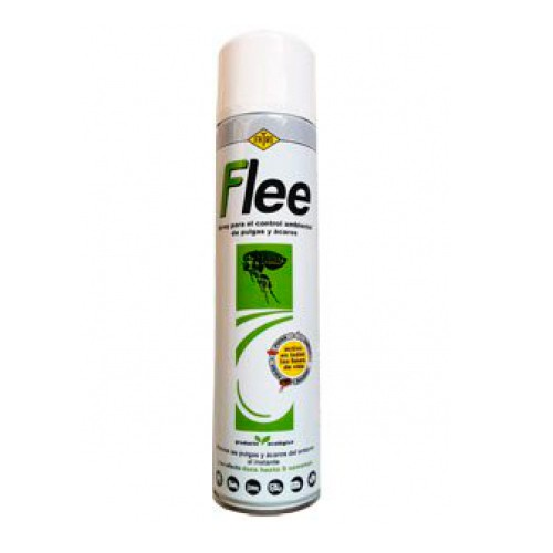 Flee spray antiparasitario ambiental