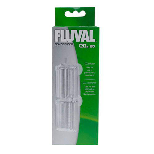 Fluval Difusor de CO2 para Fluval Kit CO2 20