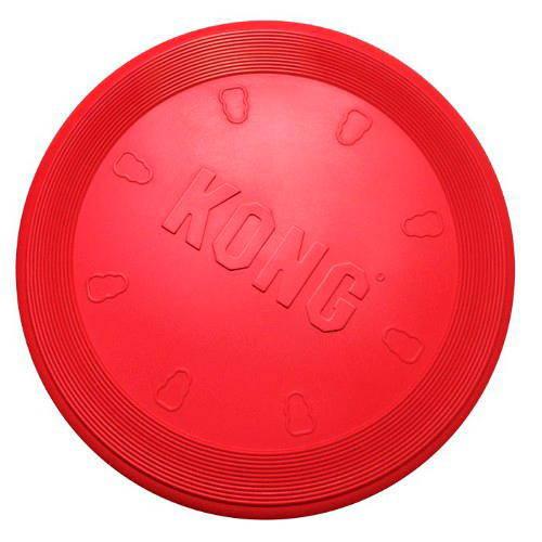 Frisbee para perros adultos Kong Flyer