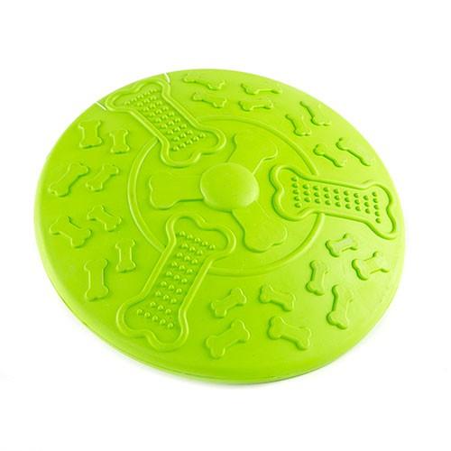 Frisbee de goma