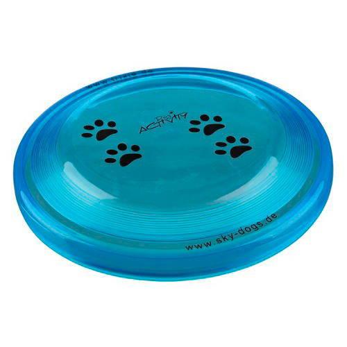 Frisbee de plástico Juguete para perros