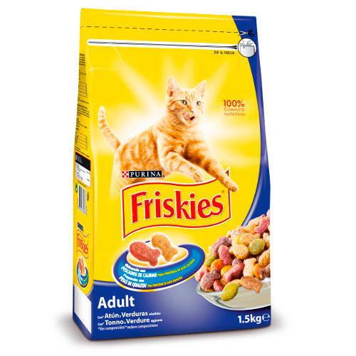 Friskies gato adulto Pescado