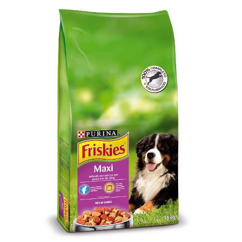 Friskies adult maxi pienso para perros grandes tiendanimal for Estanque para perros