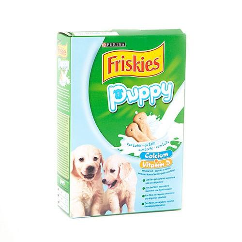 Friskies Puppy Galletas con leche para cachorros