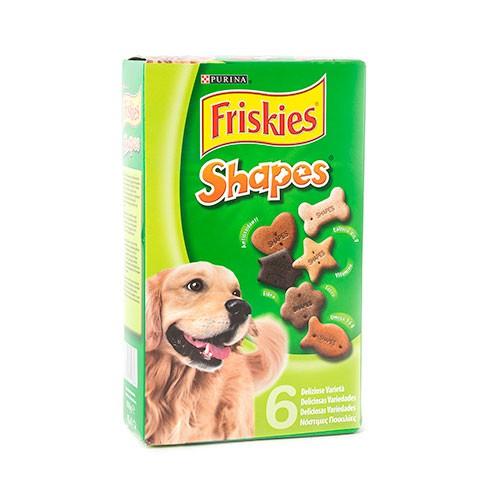 Friskies Shapes Galletas surtidas para perros