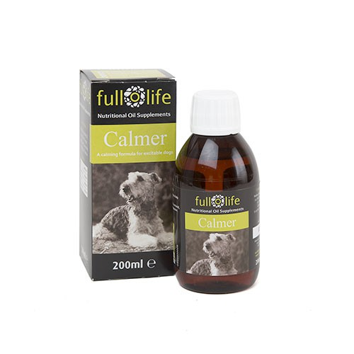 Fullolife Aceite tranquilizante para perros