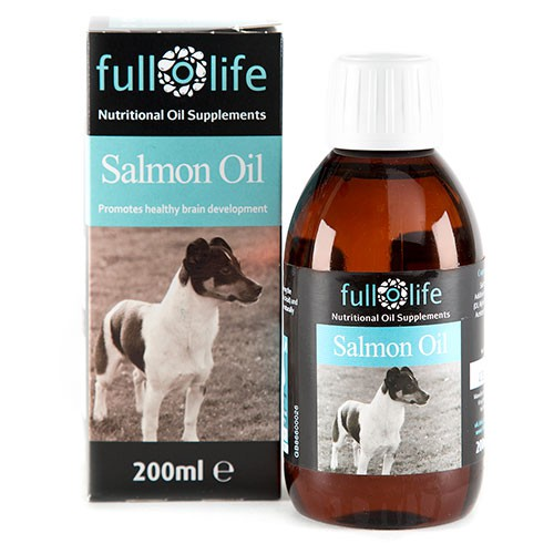 Fullolife salmon oil for dogs & cats
