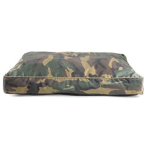 Funda de colchoneta cama para perros TK-Pet Safari camuflaje