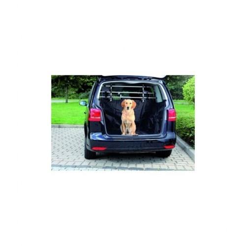 Funda de maletero para perros color Negro