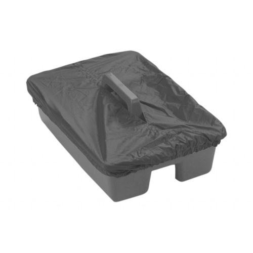 Funda para caja de accesorios color Negro