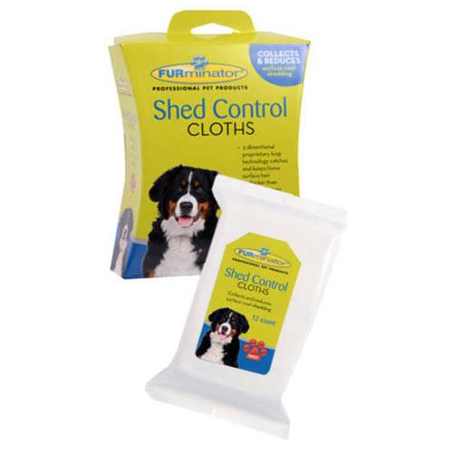 Furminator para perros Paño de muda