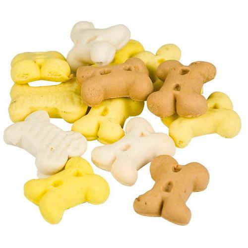 Biscuits criadores mini puppy golosinas para perros for Estanque para perros
