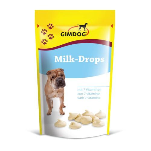 GimDog Milk Drops snacks para perros con leche
