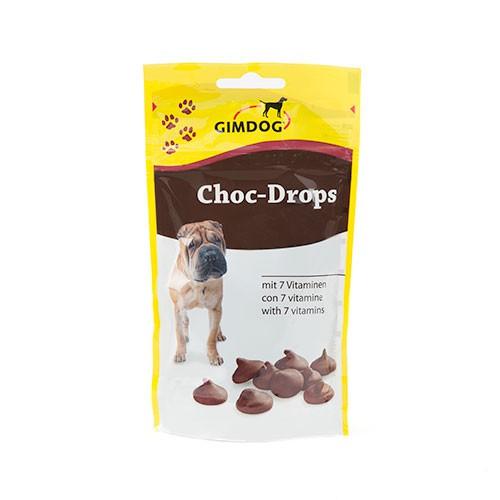 Choco Drops snack de chocolate para perros